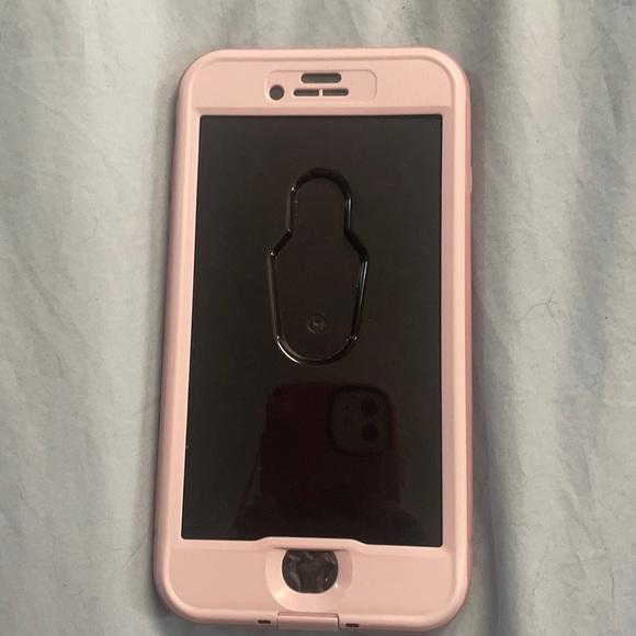 LifeProof NÜÜD case iPhone 8 plus